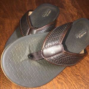Men's Sketchers Flip Flops